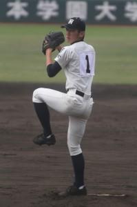 西短・小野投手